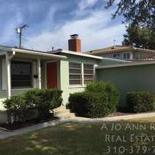 Rental info for 1645 21st Street in the 90266 area