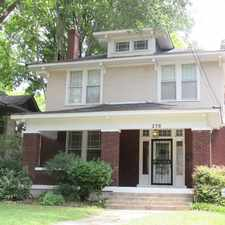 Rental info for Enterprise Property Management, Inc. in the Evergreen Historic District area