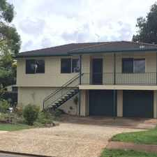 Rental info for OWNER WANTING LONG TERM TENANT in the Brisbane area