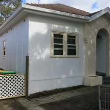 Rental info for 2-BEDROOM + SUNROOM HOUSE FOR RENT