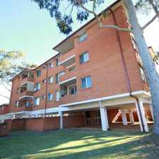 Rental info for RENOVATED UNIT - GOOD LOCATION in the Sydney area