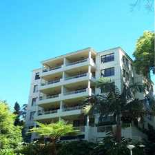 Rental info for Large & Spacious! PLUS Ample Storage & Stylish Finishes! in the Potts Point area