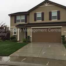 Rental info for Amazing Brand New Stockton 4 Bedroom Home