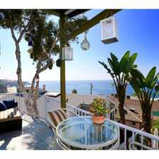 Rental info for EXPERIENCE THE LAGUNA BEACH DREAM IN BEAUTIFUL, OCEAN VIEW BEACH HOUSE! in the Antelope area