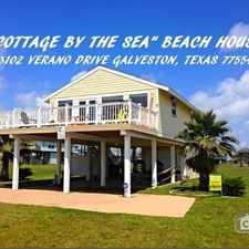 Rental info for $2200 3 bedroom House in Gulf Coast Galveston
