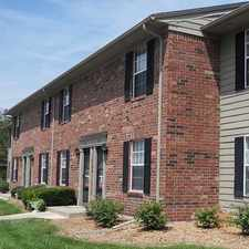 Rental info for Williamsburg on The Lake Apartments of Valparaiso in the Valparaiso area