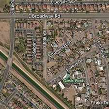 Rental info for 1 bedroom Apartment - This is an affordable rental housing building that is located in Mesa, AZ. in the Parkwood Ranch area