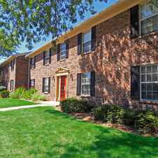 Rental info for Williamsburg Apartments of Toledo