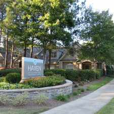 Rental info for Haven at Patterson