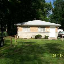 Rental info for Off Street Parking- Laundry ConnectionAir Condition and Heat . Large Living roomwith separate kitchen. Lot of cabinet space