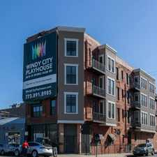 Rental info for W Grand Ave