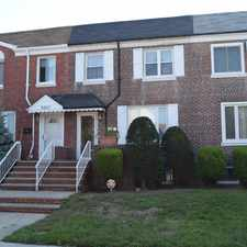 Rental info for Dyker Park One Family***SOLD***