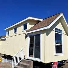 Rental info for ER B-11.. BRAND NEW LOFT (2 STORY) PARK MODEL HOME LOCATED IN AFFORDABLE GATED FAMILY COMMUNITY