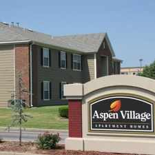 Rental info for Aspen Village Apartments in the Tulsa area