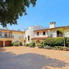 Rental info for Delightful Decadence in Beverly Hills - The Villa Dei Sogni in the Bel Air-Beverly Crest area