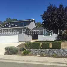 Rental info for Stokley Properties Presents 2295 Redwood Rd. Hercules, CA in the Pinole area