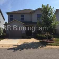 Rental info for 4857 Woodford Way, Bessemer 35022
