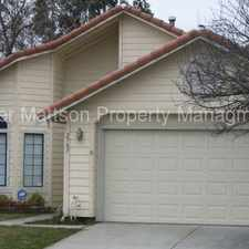 Rental info for Beautiful 3 bed 2 bath home in Fairfield in the Fairfield area