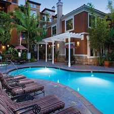 Rental info for Villas at Park La Brea Apartments in the Los Angeles area