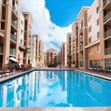 Rental info for Gables Grand Plaza