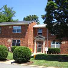 Rental info for Brookmont Apartments in the Richmond area