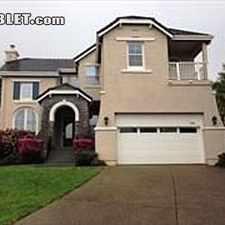 Rental info for $3995 4 bedroom House in Sonoma County Santa Rosa