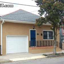Rental info for Three Bedroom In Bywater in the New Orleans area