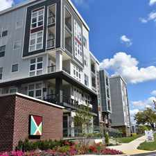 Rental info for Axis on Lexington Apartments