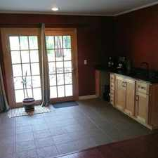 Rental info for Great 2 Bedroom Home with Huge Deck and Large Grassy Yard