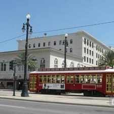 Rental info for $2200 1 bedroom Townhouse in Central Business District in the New Orleans area