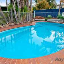 Rental info for Pool Maintenance Included With Rent!