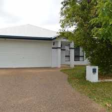 Rental info for FAMILY HOME IN IDALIA in the Townsville area