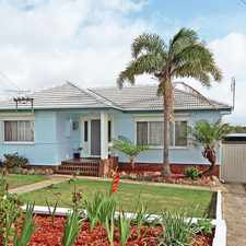 Rental info for Neat & Tidy Home with Pool in the Wollongong area