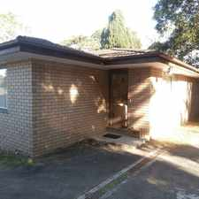 Rental info for Cute and Cosy in the Bomaderry area