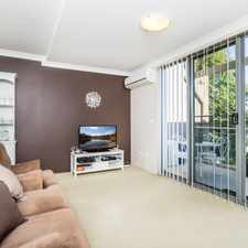 Rental info for Modern two bedroom unit located in the heart of Richmond. in the Sydney area
