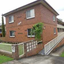 Rental info for Inner City Living in the Wollongong area