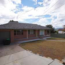 Rental info for Comfortable Home in South Armidale in the Armidale area