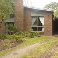 Rental info for Walk To The Beach 4 Bedroom in the Melbourne area