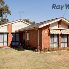 Rental info for 1 WEEKS FREE RENT in the Tarneit area