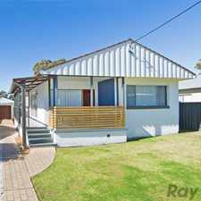 Rental info for Well Presented Home in the Central Coast area