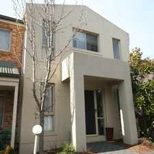 Rental info for UNDER APPLICATION! - Three bedroom townhouse with garage!