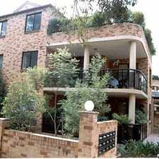 Rental info for Large Three Bedroom Unit In Convenient Location in the Sydney area