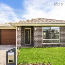 Rental info for Modern Living And Entertaining At Its Best! in the Adelaide area