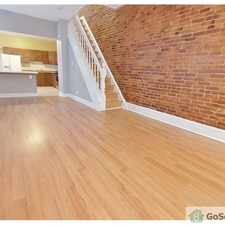 Rental info for 3 Br vouchers Accepted! !!!!!Beautiful Modern End of Group Tonwhome with Bonus Guest Suite w private entry- call/text ben 4438107975 in the McElderry Park area