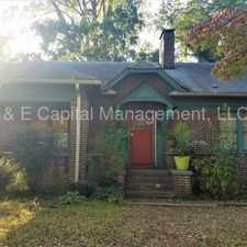 Rental info for Quaint home with porch swing in the West End area
