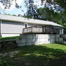 Rental info for Spectacular one level ranch on 4 acres near the Scituate Reservoir.