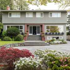 Rental info for W 47th Ave & McCleery St in the Kerrisdale area