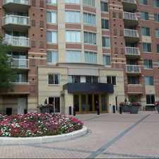 Rental info for Meridian at Pentagon City in the Washington D.C. area