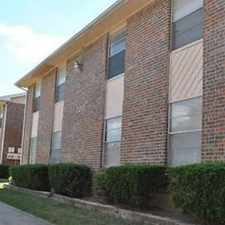 Rental info for 2223 North Bell Avenue #658W in the 76209 area