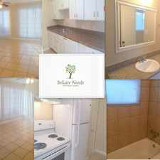 Rental info for Bellaire Woods
